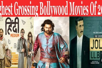 bollywood Highest grossing Bollywood movies in 2017
