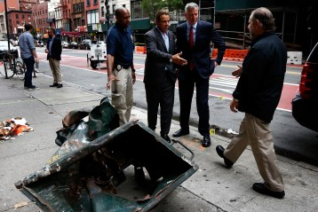 New York City Terror Attack