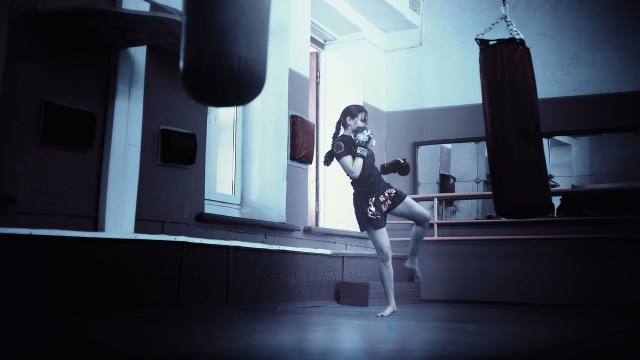 A Good Shape With Muay Thai Program