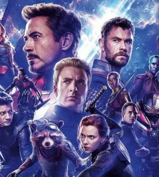 Avengers Endgame new version