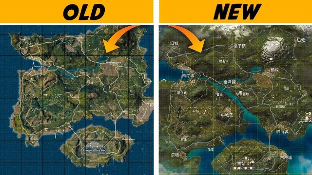 Reports said: PUBG Mobile has started rolling out Erangel 2.0 in China