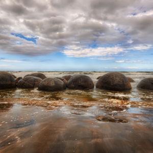 モエラキ・ボールダーズ | ワイタキ, ニュージーランド