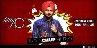 Comedian Jaspreet Singh