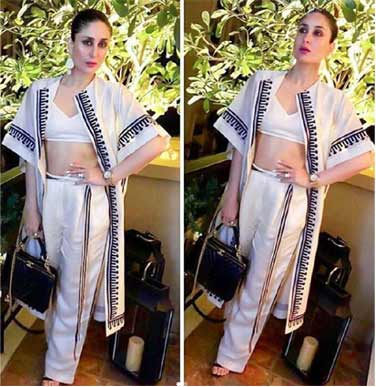 Kareena Kapoor chic looks