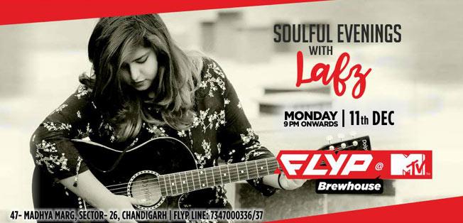 Lafz live at FLYP@MTV