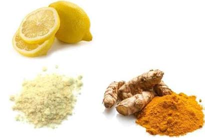 Lemon Turmeric Mask