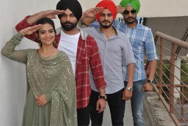 Punjabi film Subedar Joginder