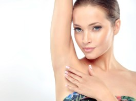Remedies for dark underarms