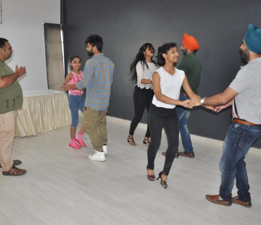 Fit Dance Studio at Chandigarh