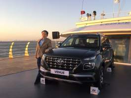 Hyundai unveiled its first connected SUV Venue