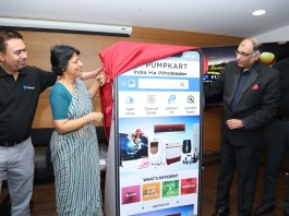 Pumpkart's app unveiled by Punjab IAS officer