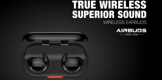 oraimo wireless earbus Airbuds E99D