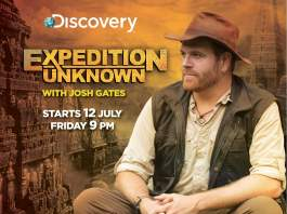Extraordinary story of Dwarka on Discovery Channel