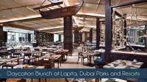 Daycation Brunch Lapita Dubai Parks And Resorts
