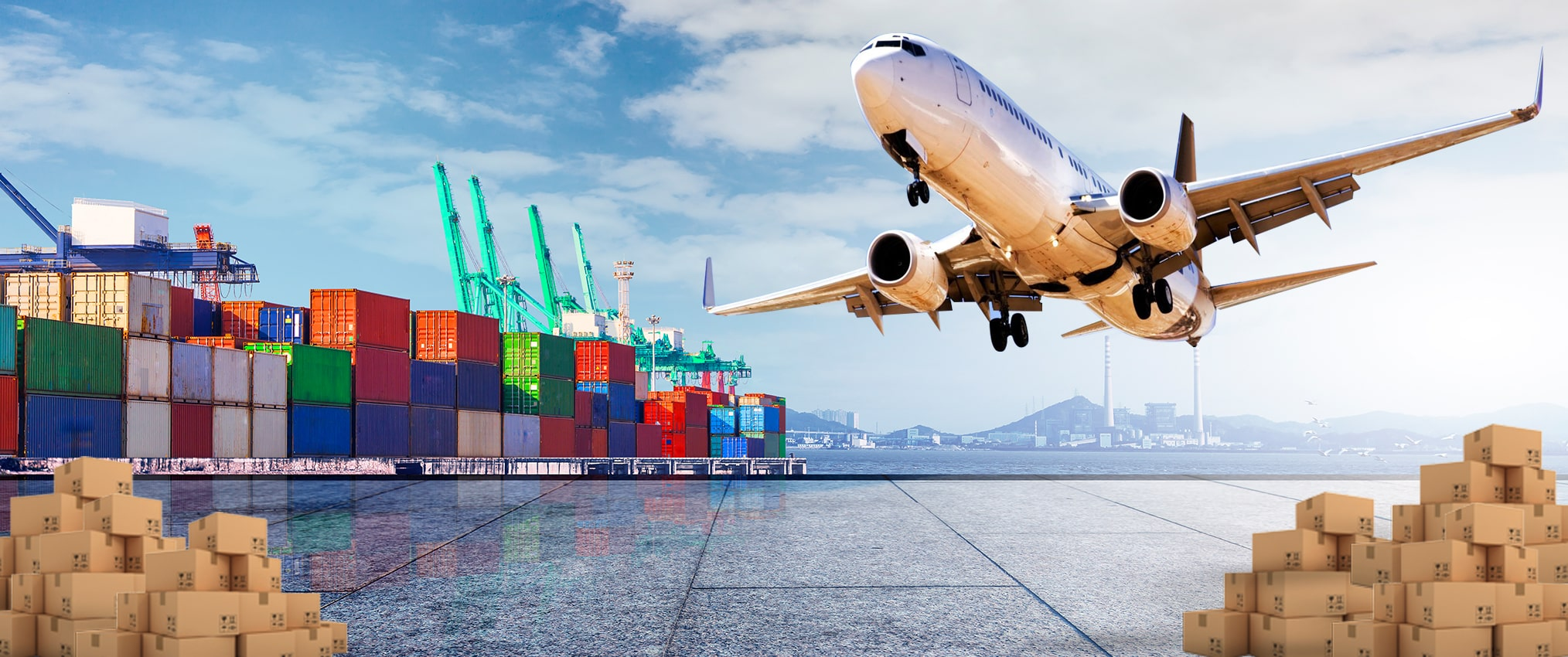 Foremost Measures Executed In Air Freight Logistics