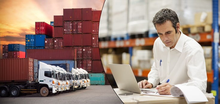 logistics back office services