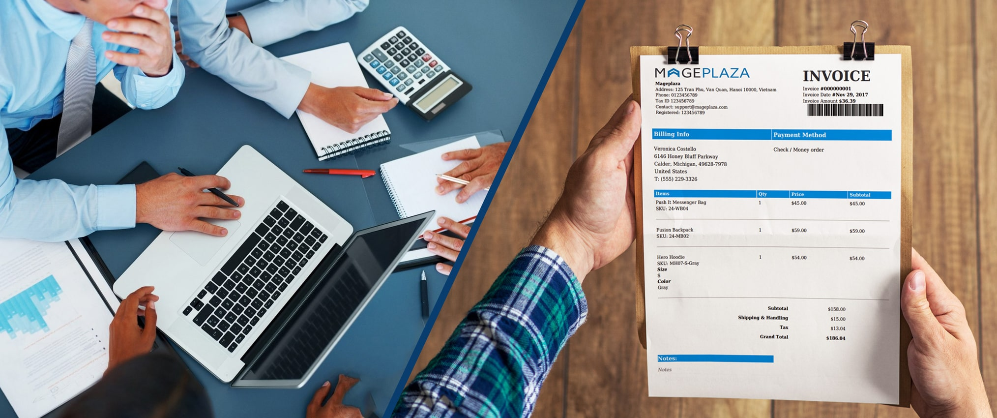 invoice-and-reciept-processing