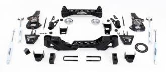 2011 to 2015 GM 3500 6 Inch Lift Kit with ES9000 Shocks
