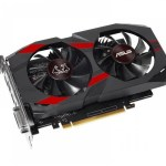3ASUS Cerberus GeForce GTX 1050 Ti 4GB OC Edition GDDR5