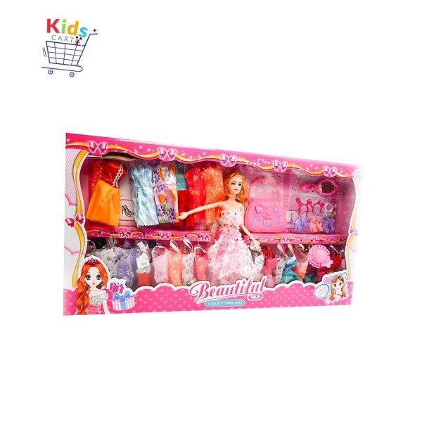 Beautiful Doll Set Extra Large