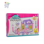 Plastic Doll Dream House Toy