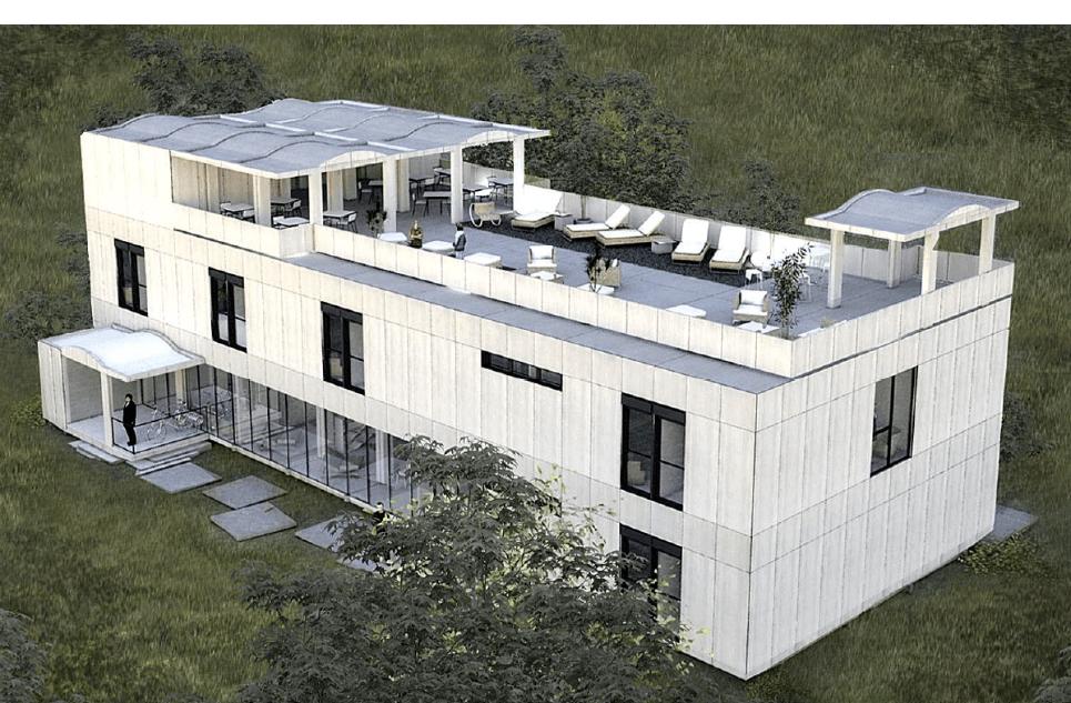 Construccion hoteles modulares