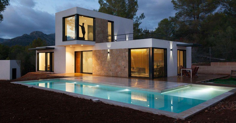 Casa modular hormigon nexhabitat