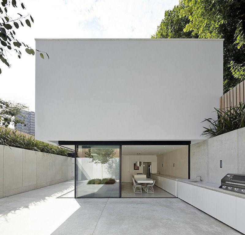 Casa minimalista nexhabitat