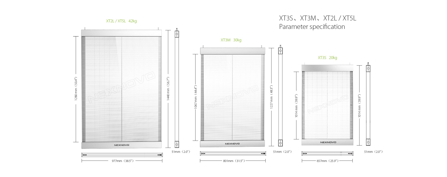 XT Series for shop window,XT series of transparent LED