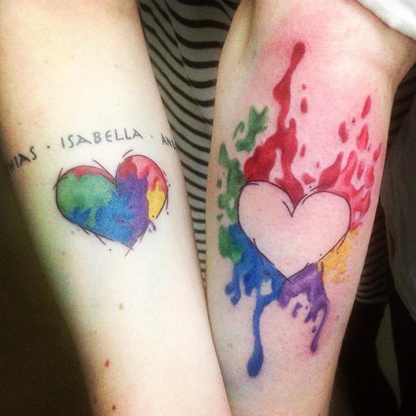 Amor De Hermanas Veinte Tatuajes Para Honrar Este Vínculo