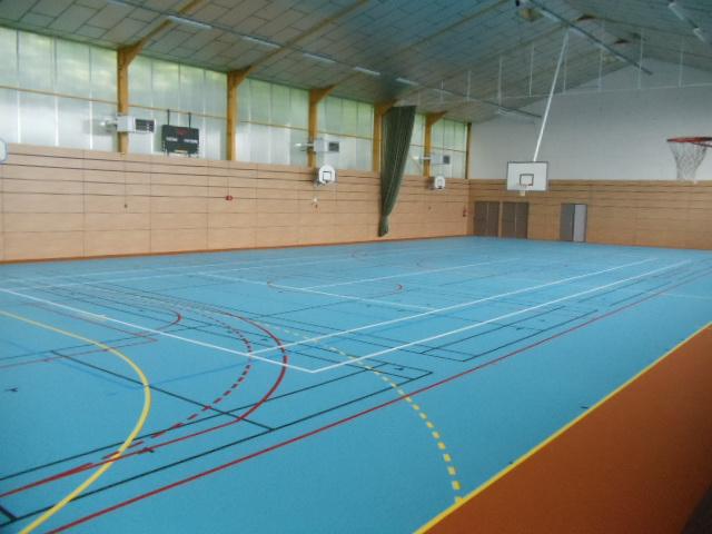 Equipements sportifs  Mairie de Nexon