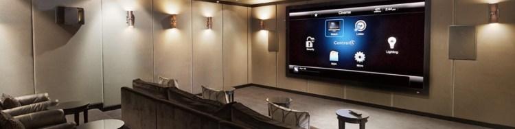 Centro de entretenimiento Control4