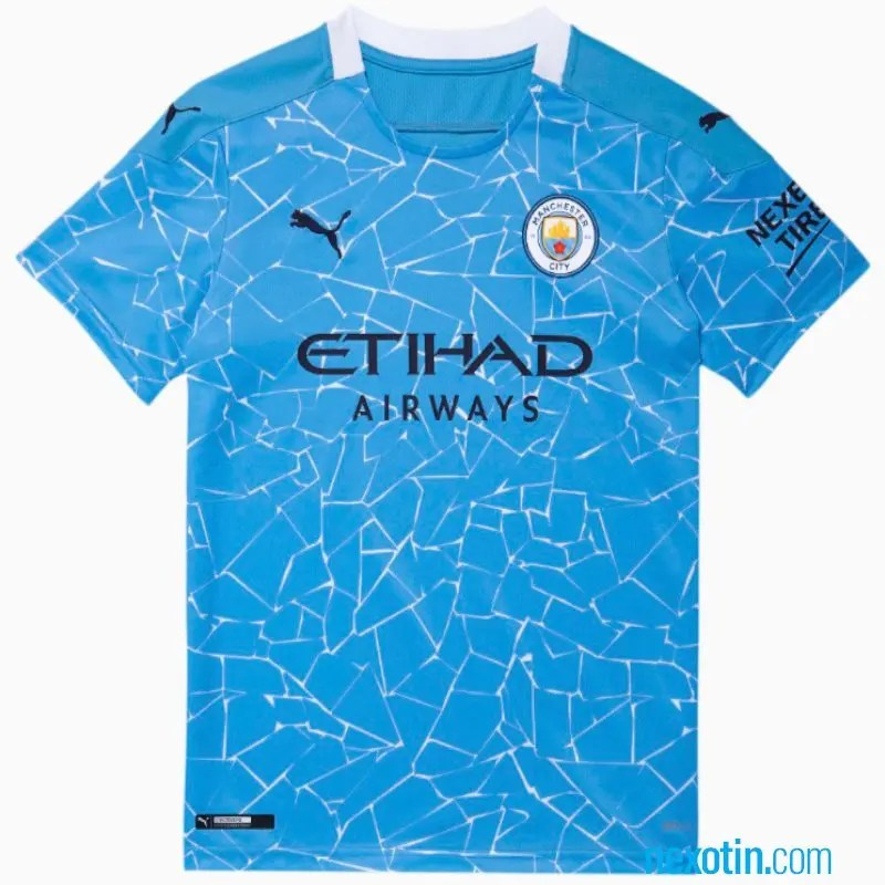 Manchester City 2020 21 Home Jersey Nexotin Com Shop And Customize All Your Favourite Jerseys Online In Ghana