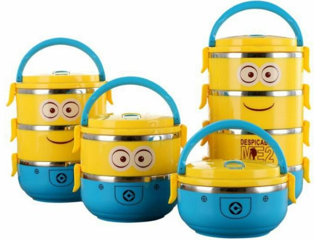 Image result for cute tiffin and water bottles for kids
