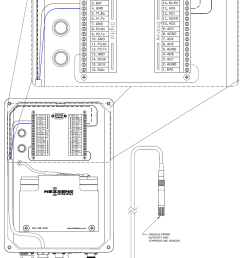 figure 1 wiring a vaisala hmp60 into an isic data logger  [ 885 x 1193 Pixel ]