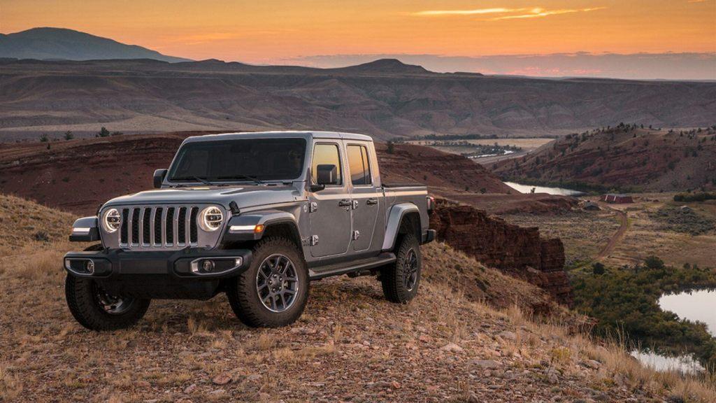 Билл Мюррей снова пережил «день сурка» в рекламе Jeep Gladiator
