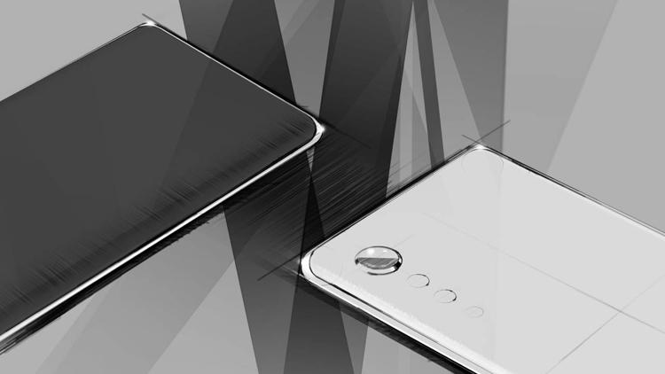 LG намекнула, как будет выглядеть её новый смартфон