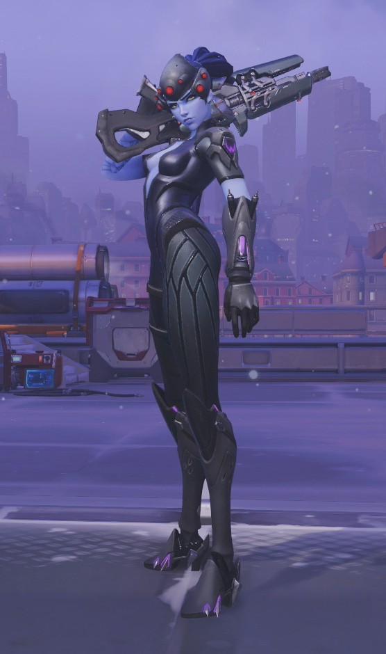 Overwatch Fatale Next Stage