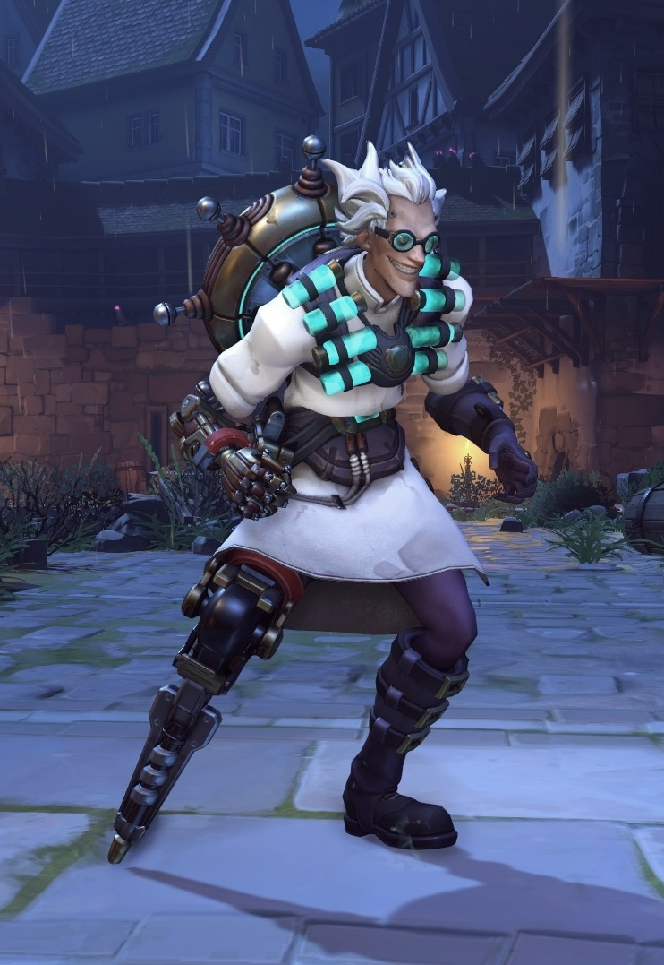 Overwatch Chacal Next Stage