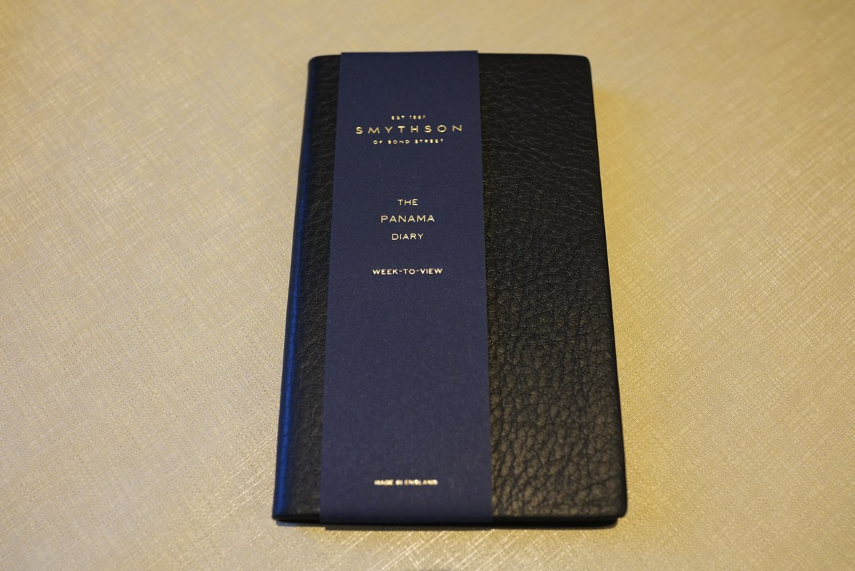 Smythson Panama Berkley collection