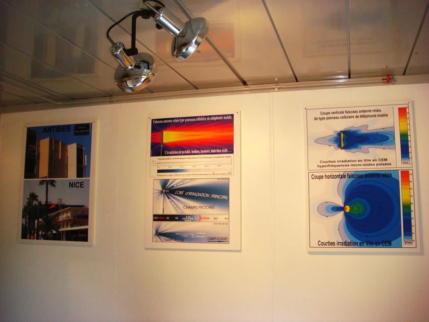 EHS_Refuge_Zone_Faraday_cage_view_posters_meeting_room