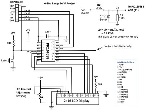 voltmeter circuit Page 3 : Meter Counter Circuits :: Next.gr
