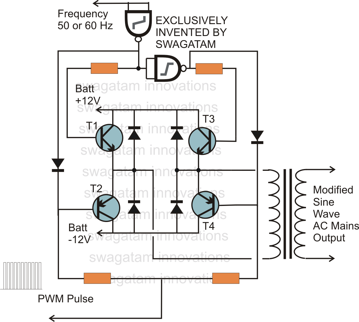 How To Design H Bridge Circuit For Under Repository