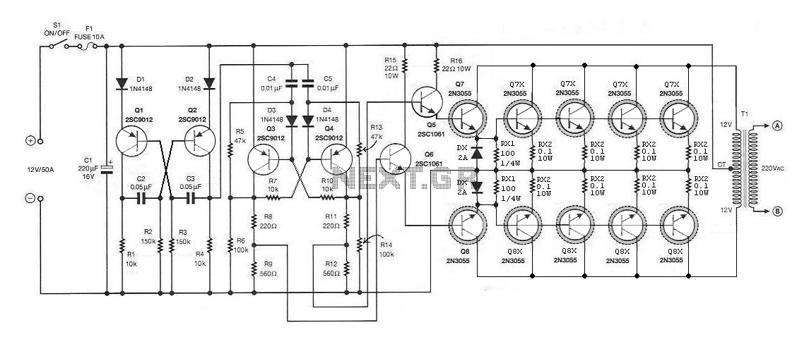 Popular Circuits Page 911 :: Next.gr