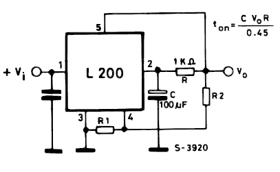 l200 voltage regulator soft start under Repository