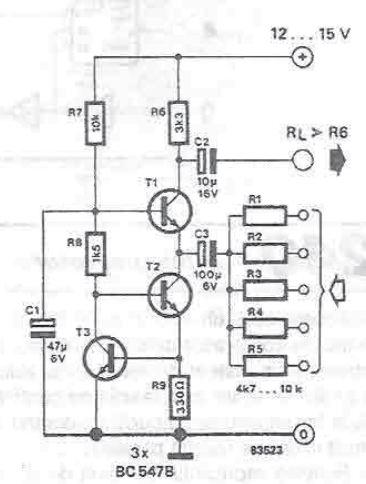 > other circuits > 555 lm555 ne555 timer circuits > Five