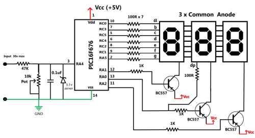 small resolution of voltage meter wiring diagram wiring schematic diagram 130 also digital volt meter wiring likewise a 4 wire digital voltmeter