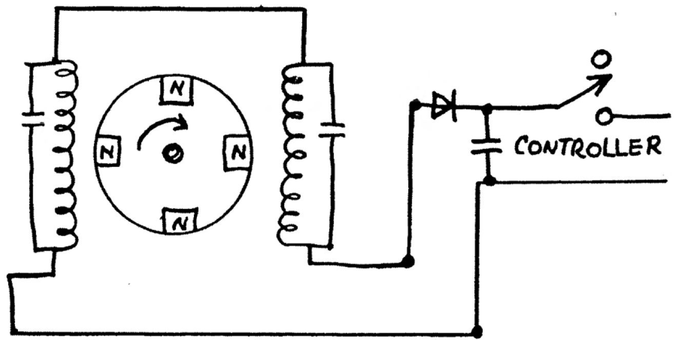 Simple Schematic Diagram Building Power