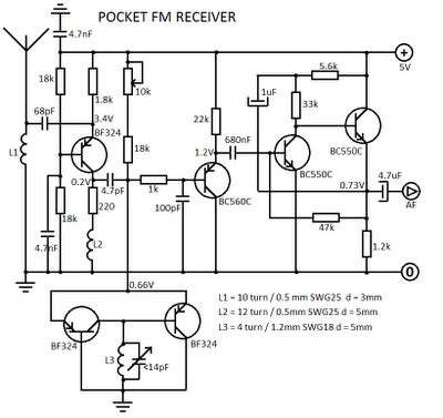 simple fm walkie talkie 11 under Repository-circuits