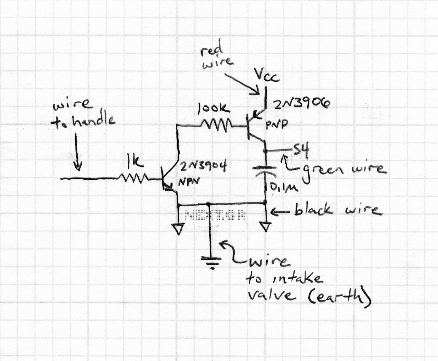 hight resolution of simple circuit to turn your oscilloscope into a tdr